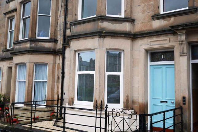 Thumbnail Flat to rent in Comely Bank Terrace, Edinburgh