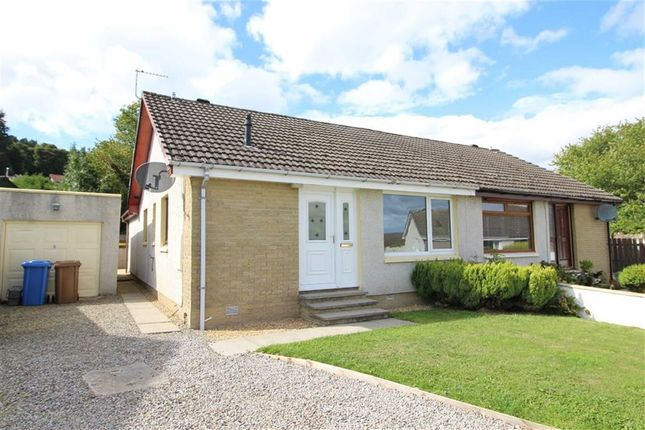 Thumbnail Semi-detached bungalow for sale in 102, Highfield Avenue, Inverness