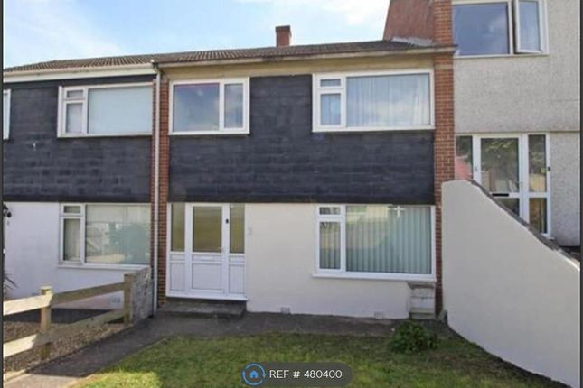 Thumbnail Terraced house to rent in Barcote Walk, Plymouth
