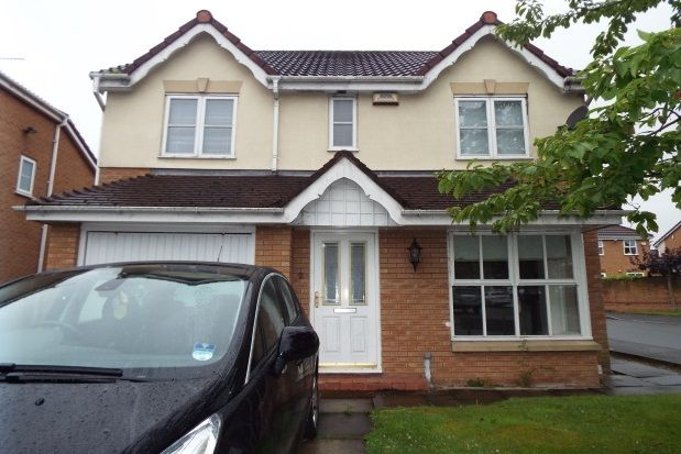 Thumbnail Detached house to rent in Woodpecker Place, Worsley