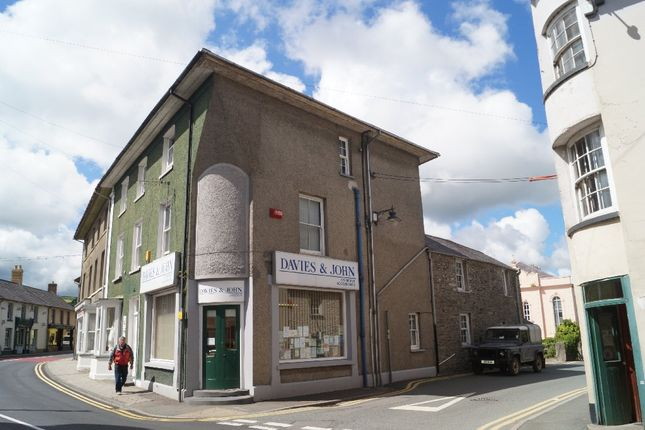 Thumbnail Town house for sale in Halifax Building, Sycamore Street, Newcastle Emlyn