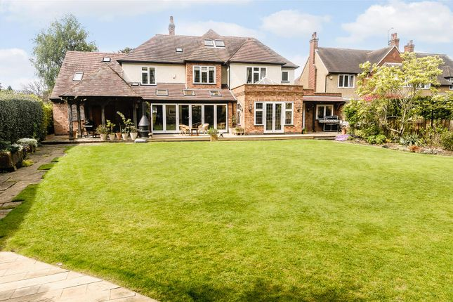 Thumbnail Detached house for sale in Woodlands Court, Earlsdon Avenue South, Earlsdon, Coventry