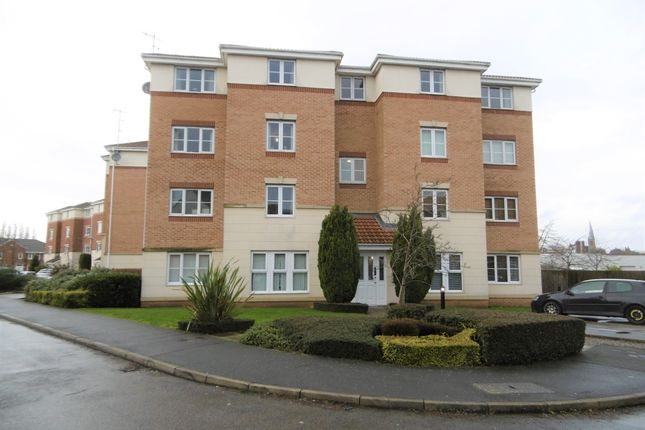 Thumbnail Flat to rent in Spinner Croft, Chesterfield