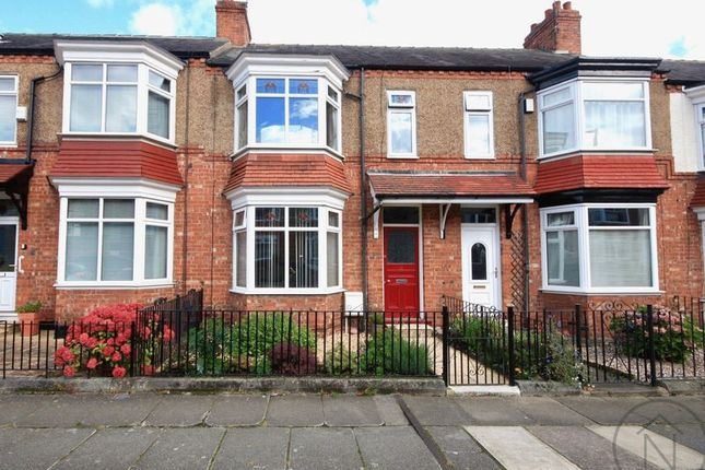 Thumbnail Terraced house for sale in Cedar Road, Darlington