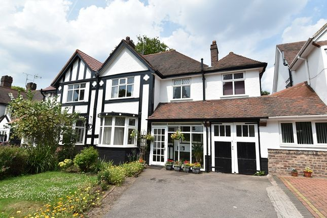 Thumbnail Semi-detached house for sale in Edgbaston Road, Moseley, Birmingham