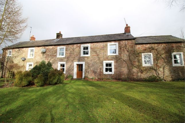Thumbnail Detached house for sale in Crook Farm And Cottage, Lyneholmeford, Roweltown, Cumbria