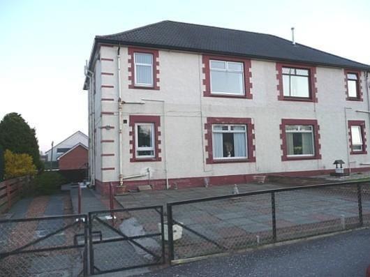 Thumbnail Flat to rent in Irvine Road, Crosshouse Kilmarnock
