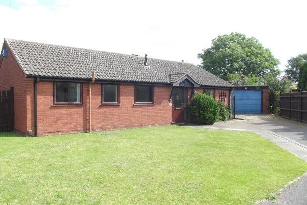 Thumbnail Bungalow to rent in Bestwood Village, Nottingham