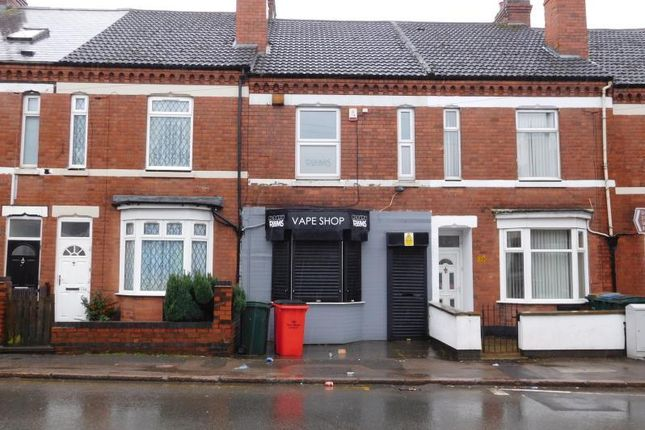 Thumbnail Retail premises to let in Shop, 132, Gulson Road, Coventry