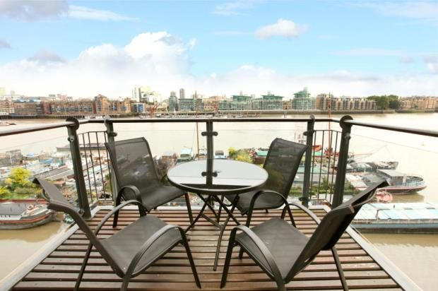 Thumbnail Flat to rent in Springalls Wharf Apartments, 25 Bermondsey Wall West, London