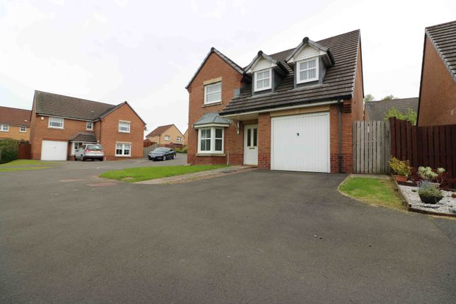 Thumbnail Detached house for sale in Blackhill Court, Summerston