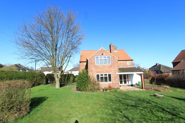 Thumbnail Detached house to rent in Frecheville Rectory, Brackenfield Grove