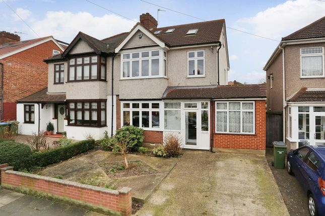 Thumbnail Semi-detached house for sale in Cadwallon Road, London
