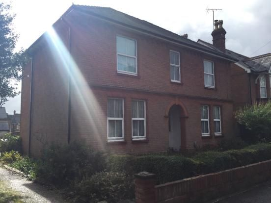 Thumbnail Detached house to rent in Cromwell Road, Basingstoke