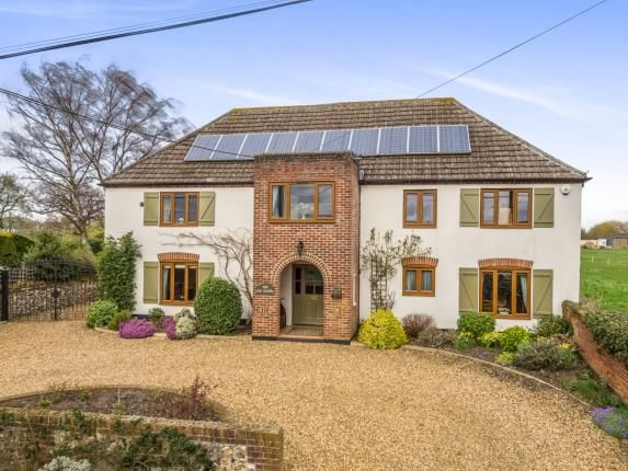 Thumbnail Detached house for sale in Necton, Swaffham