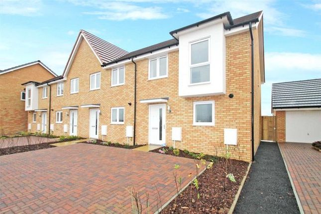 3 bed terraced house for sale in Cooper Drive, Littlehampton, West Sussex