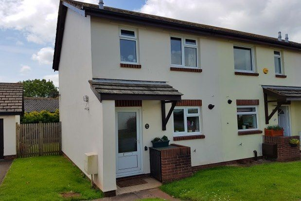 2 bed end terrace house to rent in Freshwater Drive, Paignton TQ4