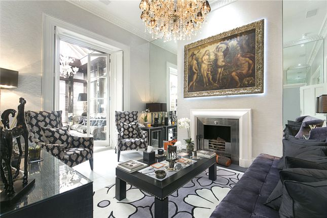 Thumbnail Property to rent in Hanover Terrace, Regent's Park, London