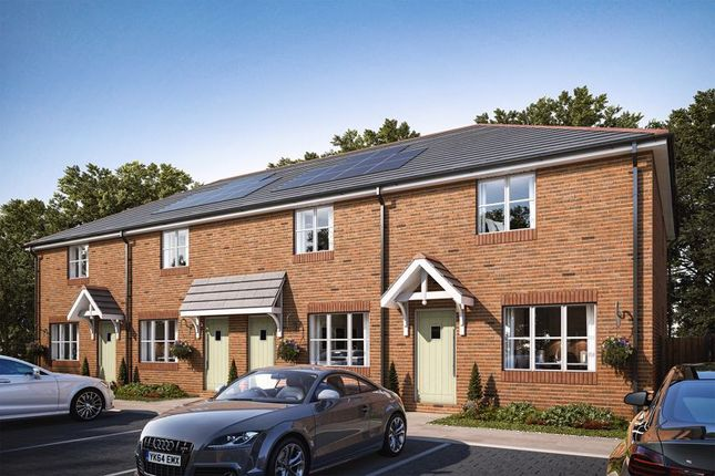 Thumbnail Terraced house for sale in Plot 4, Sudbrook, Caldicot