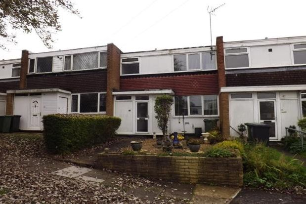 Thumbnail Property to rent in Reyde Close, Redditch