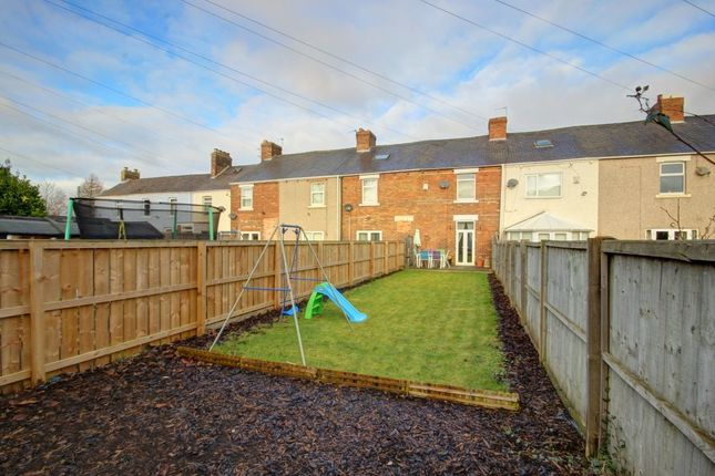 3 bed terraced house to rent in Station Terrace, Fencehouses, Houghton Le Spring