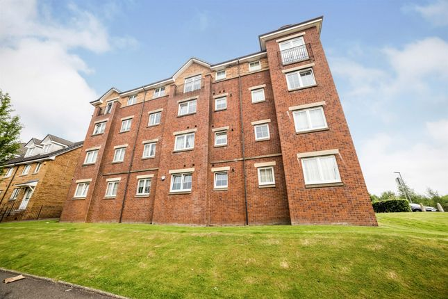 1 bed flat for sale in Rigby Crescent, Glasgow G32