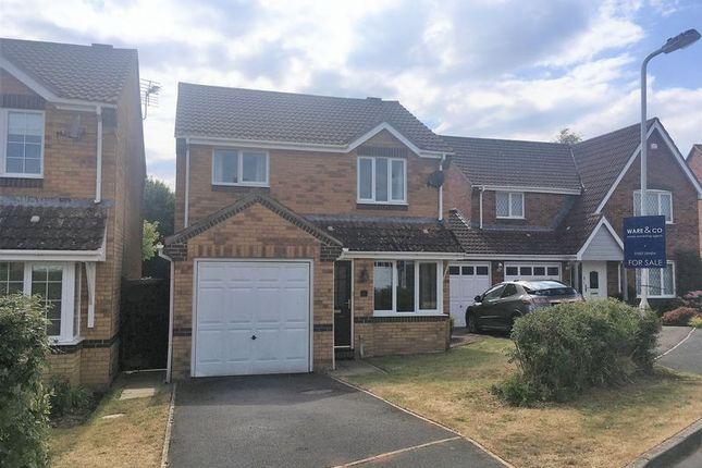 Thumbnail Detached house for sale in Farriers Green, Monkton Heathfield, Taunton, Somerset