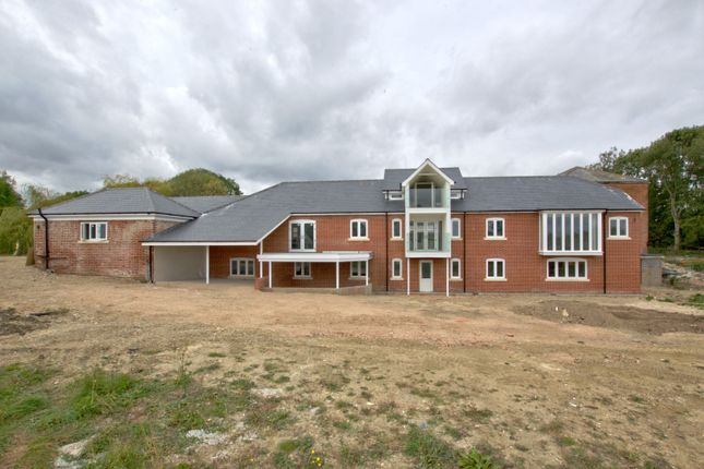 Thumbnail Detached house for sale in Helions Great Hall, Sages End Road, Helions Bumpstead, Haverhill, Essex