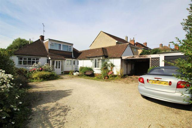 Thumbnail Detached bungalow for sale in Malmesbury Road, Chippenham
