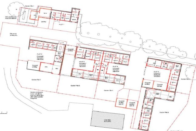Thumbnail Land for sale in Hale Road, Ashill, Thetford