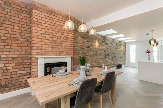 Thumbnail Terraced house for sale in Knighton Road, Forest Gate, London