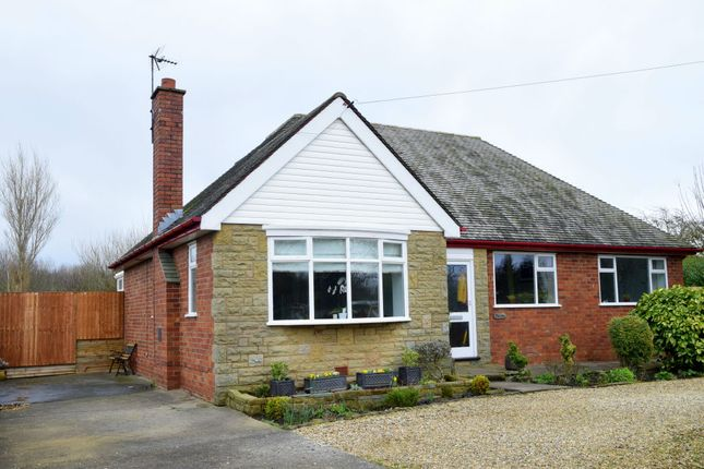Thumbnail Detached bungalow for sale in Midgeland Road, Blackpool, Lancashire