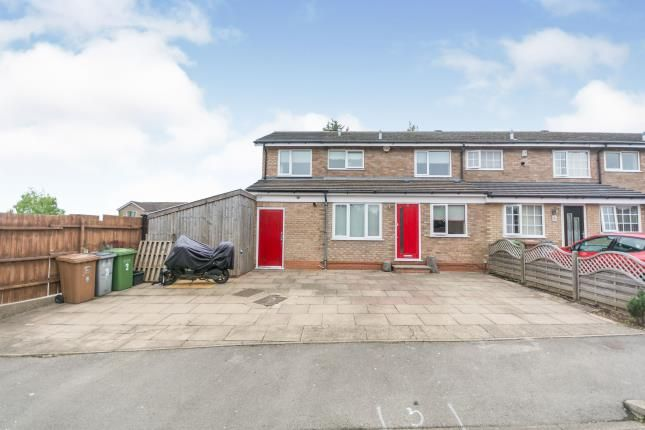 Thumbnail Semi-detached house for sale in Stockwell Rise, Solihull, West Midlands