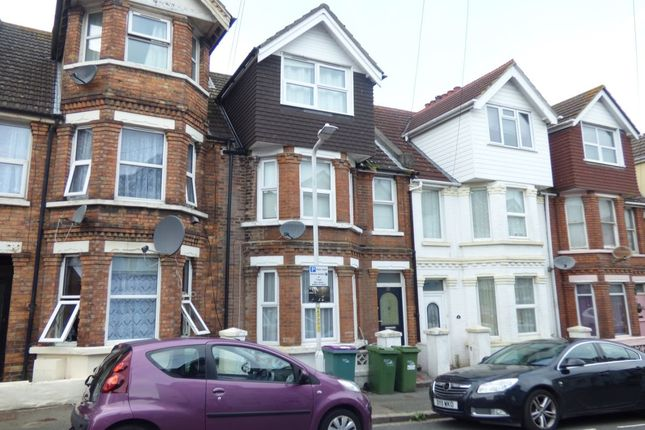 Thumbnail 4 bed property to rent in Victoria Road, Folkestone