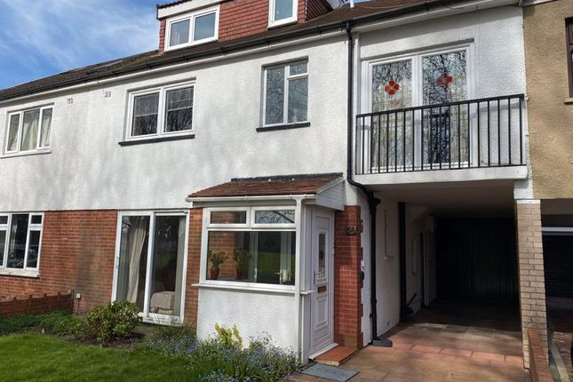 Thumbnail Semi-detached house for sale in King George V Drive West, Heath, Cardiff