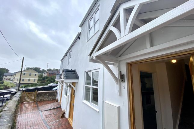 Thumbnail End terrace house for sale in Parsons Mews, Upper Nelson Street, Chepstow