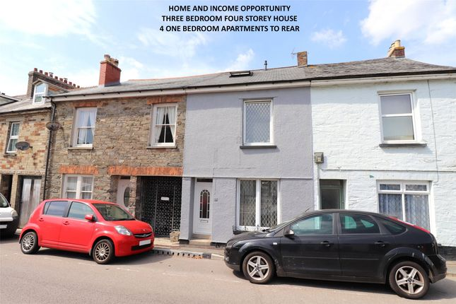 Thumbnail Block of flats for sale in Higher Bore Street, Bodmin