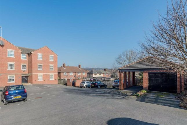 To The Outside: of Raynville Way, Armley, Leeds, West Yorkshire LS12