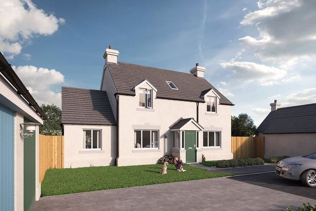 Thumbnail Detached house for sale in Plot No 13, Triplestone Close, Herbrandston, Milford Haven