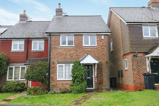 Thumbnail End terrace house to rent in Medway Drive, Forest Row