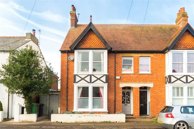 Thumbnail Semi-detached house for sale in Queens Road, Thame