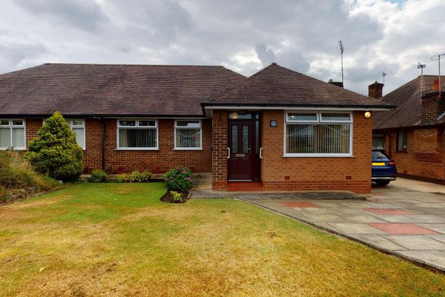 Semi-detached bungalow for sale in Balmoral Road, Urmston, Manchester