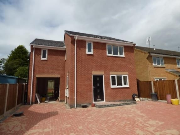 Thumbnail Detached house for sale in Westbury Street, Derby