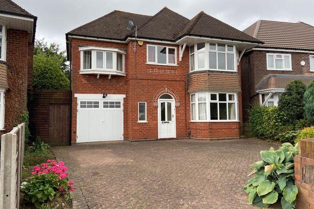 Thumbnail Detached house for sale in 30 Marlborough Road, Castle Bromwich, Birmingham