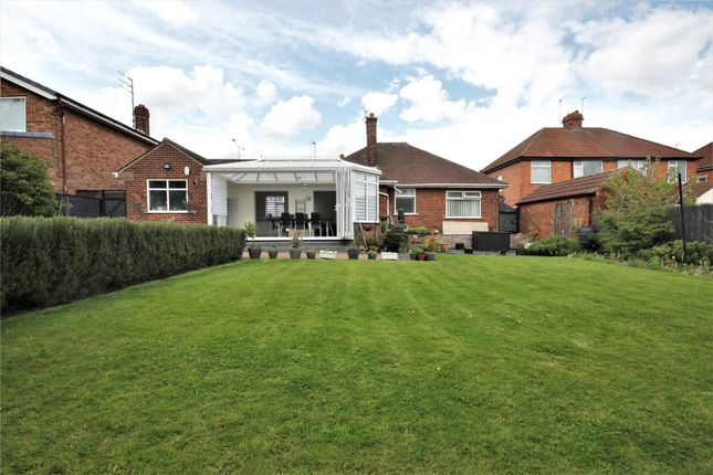 Thumbnail Bungalow for sale in Boothferry Road, Hessle