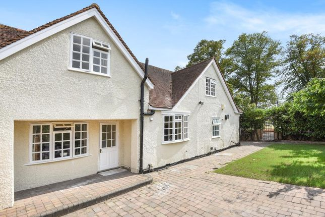 Thumbnail Detached house to rent in Maidenhead Road, Windsor