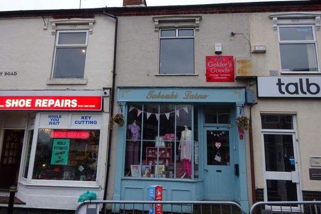 Thumbnail Retail premises to let in Halesowen, West Midlands
