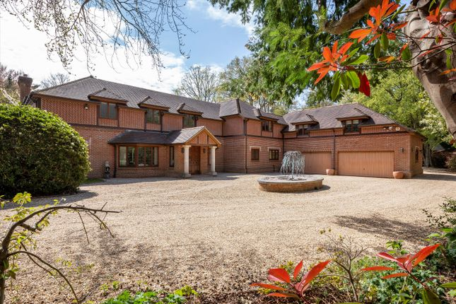 5 bed detached house for sale in Sarisbury Court, Sarisbury Green, Southampton, Hampshire SO31