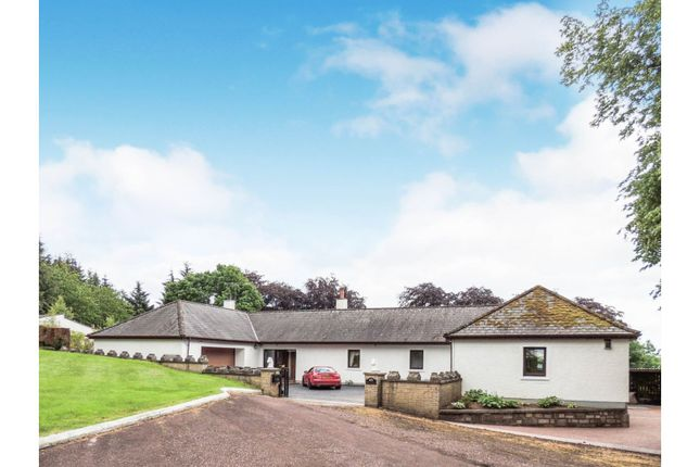 Thumbnail Detached bungalow for sale in Mauldslie Road, Carluke