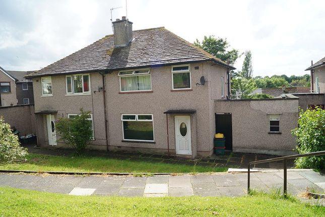 Thumbnail Semi-detached house to rent in Slaidburn Drive, Hala, Lancaster